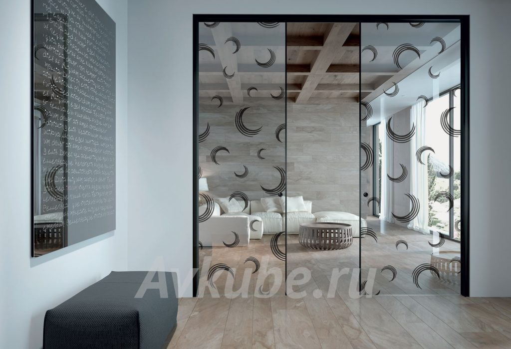 Итальянские двери  Henry Glass