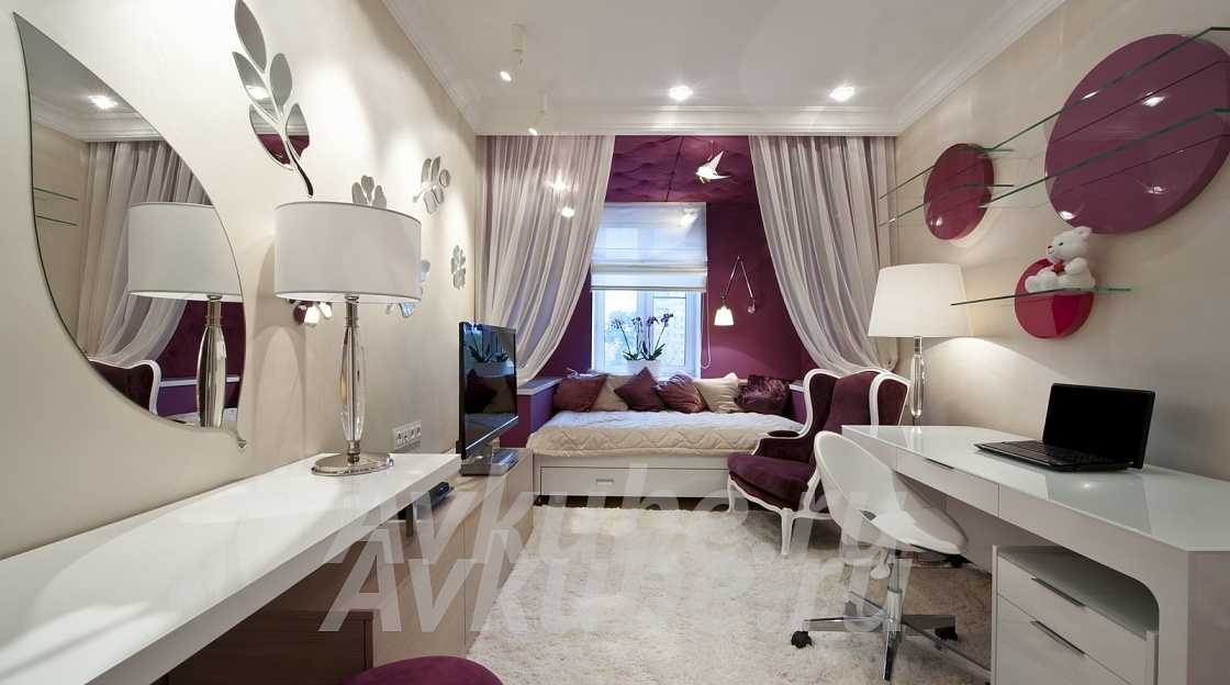 Особенности создания элитного интерьера квартиры