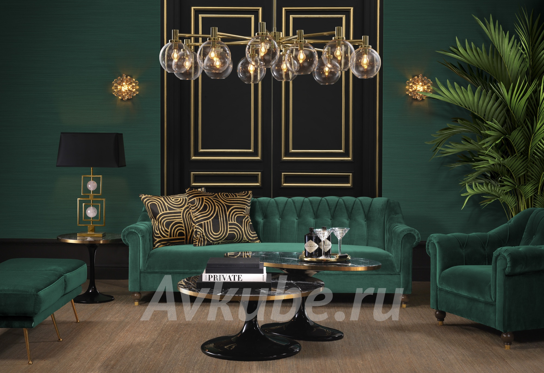 Голландская мебель Eichholtz