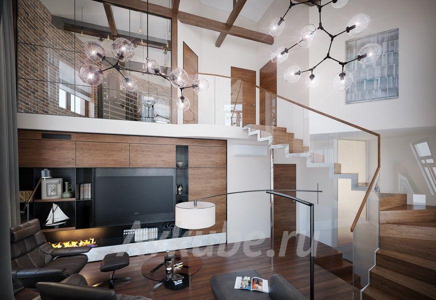 Дизайн проект квартиры в Химках