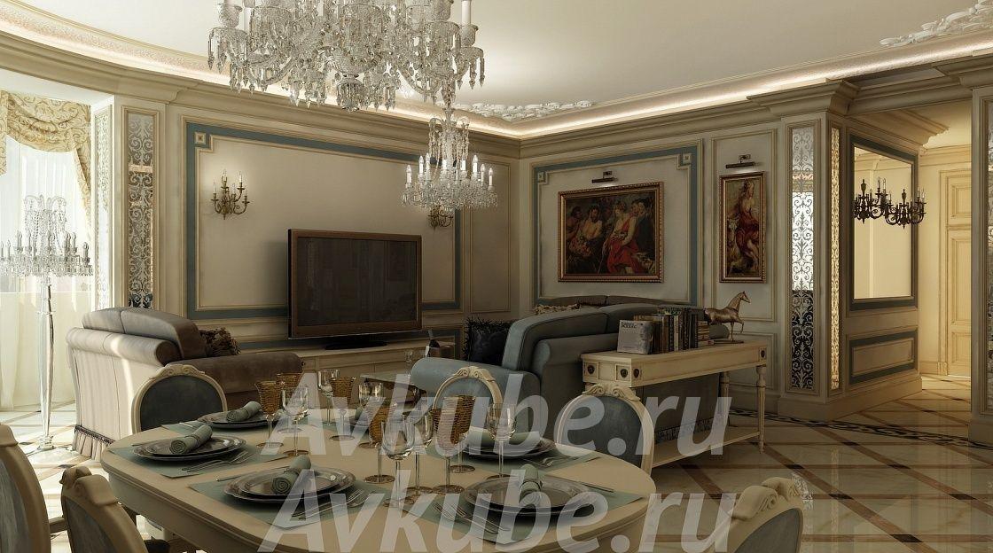 Квартира в ЖК Андреевский