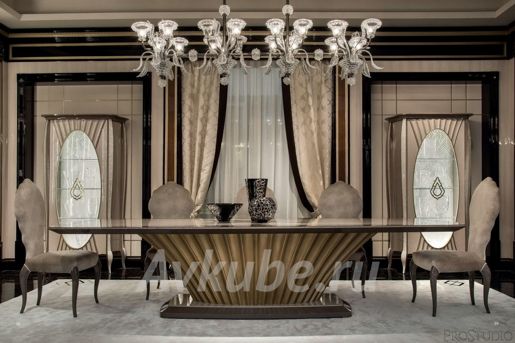 Итальянская мебель Pregno