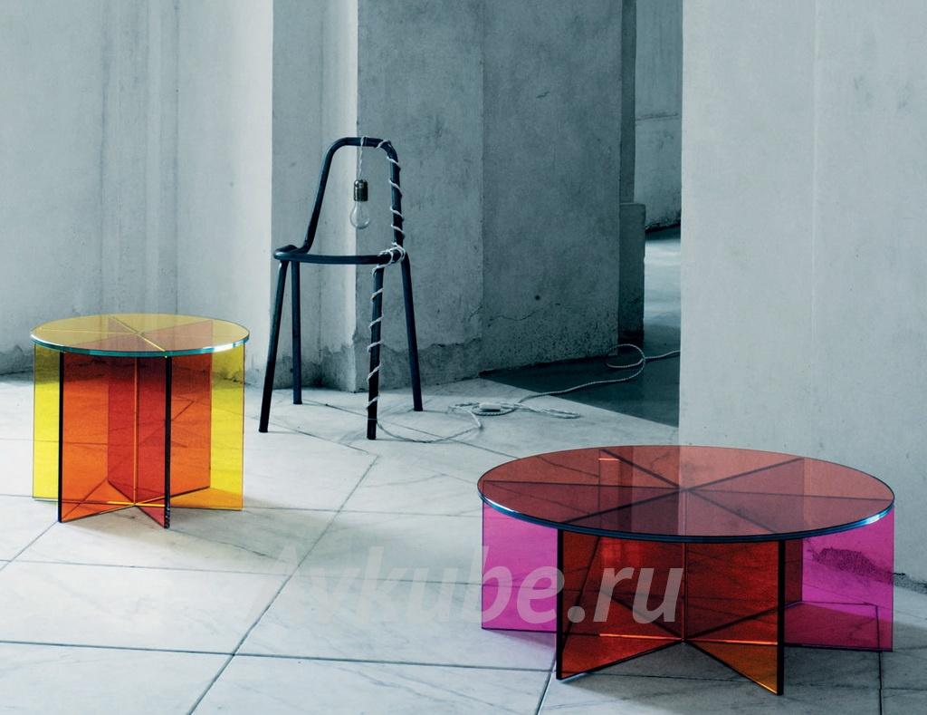 Итальянская мебель Glass Italia