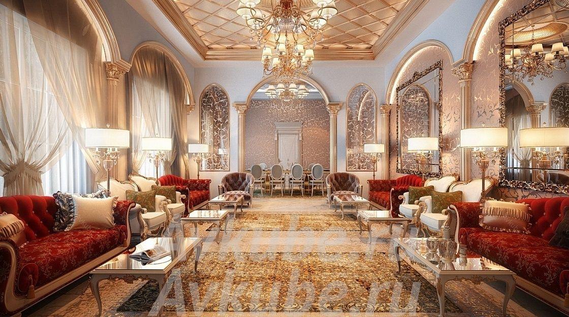 Резиденция в Дубае