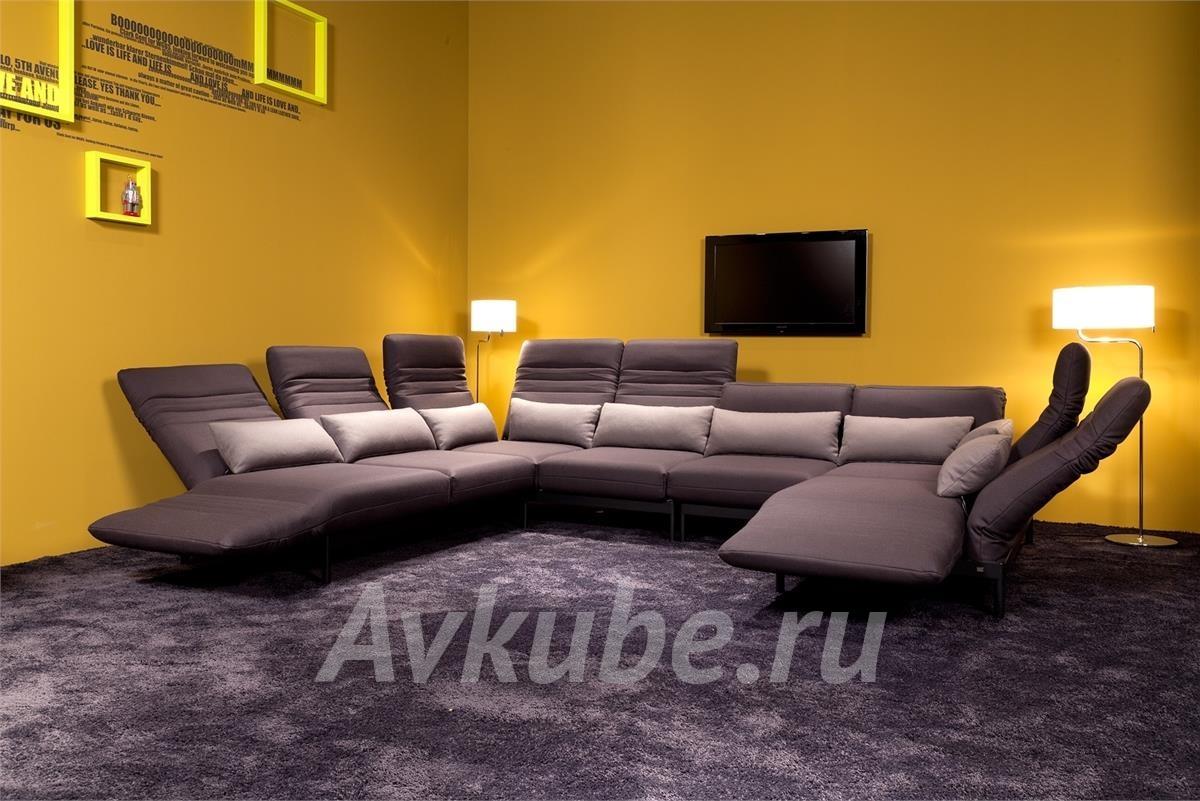 Немецкая мягкая мебель Rolf Benz