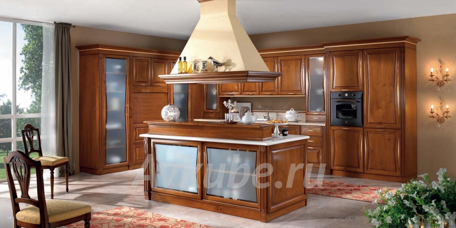 Итальянские кухни Lubiex