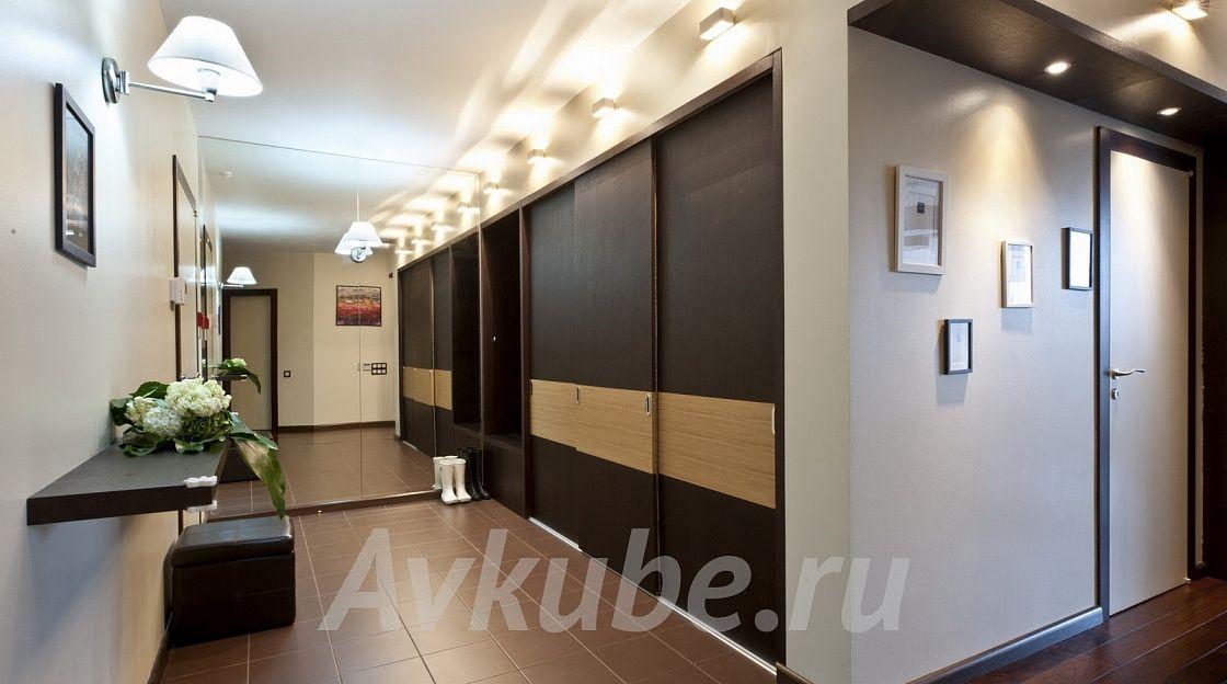 Дизайн квартиры 121 фото 4