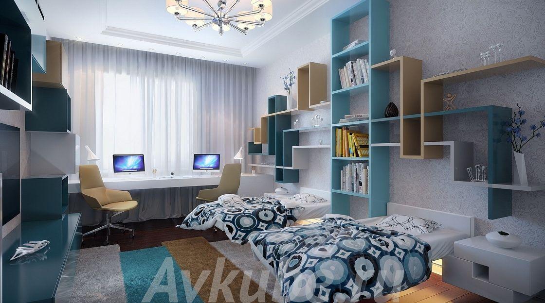 Дизайн квартиры 158 фото 5