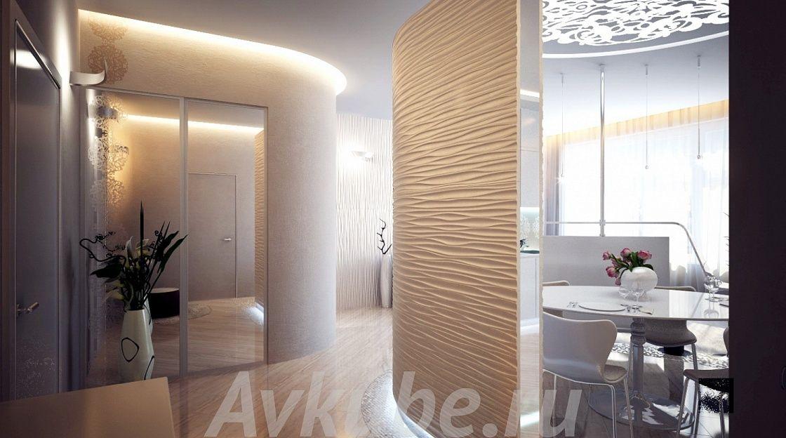 Дизайн квартиры 106 фото 2
