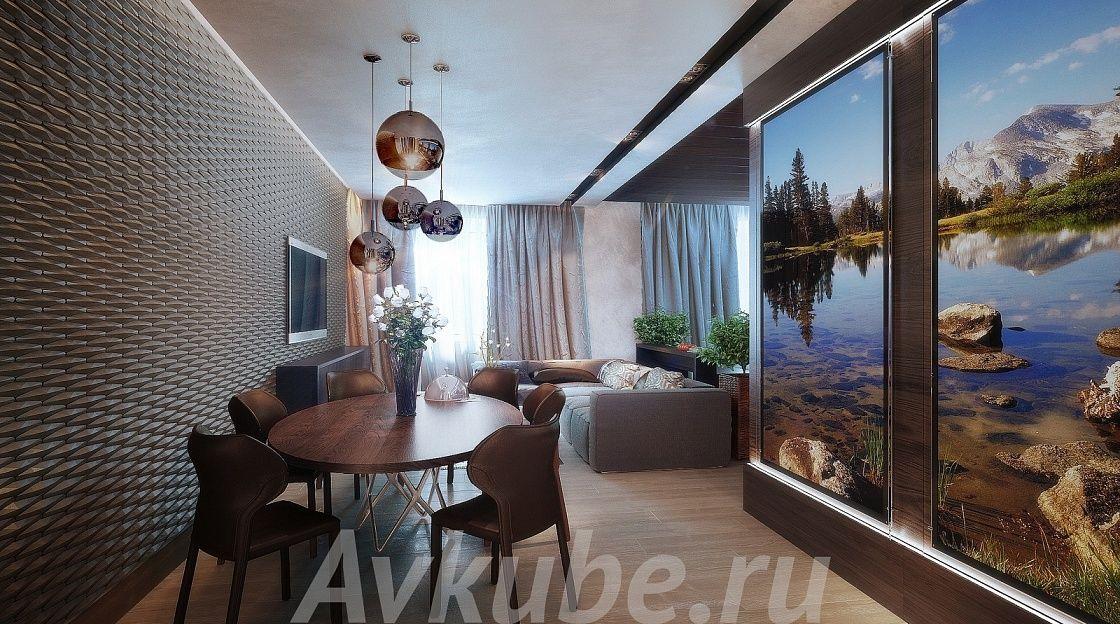 Дизайн квартиры 101 фото 2