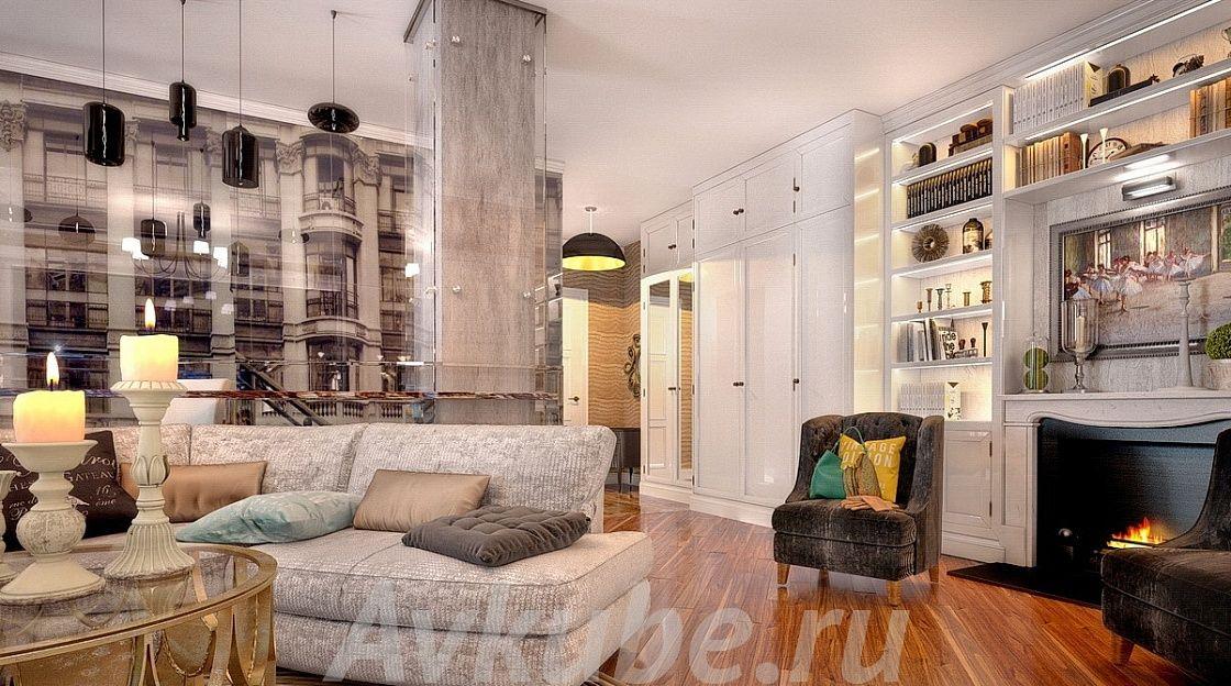 Дизайн квартиры 87 фото 3