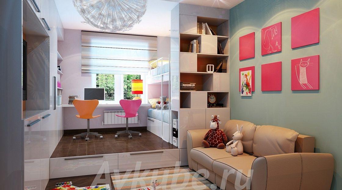 Дизайн квартиры 146 фото 5