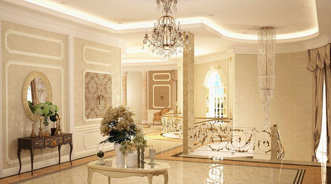 Дизайн квартиры 170 фото 4