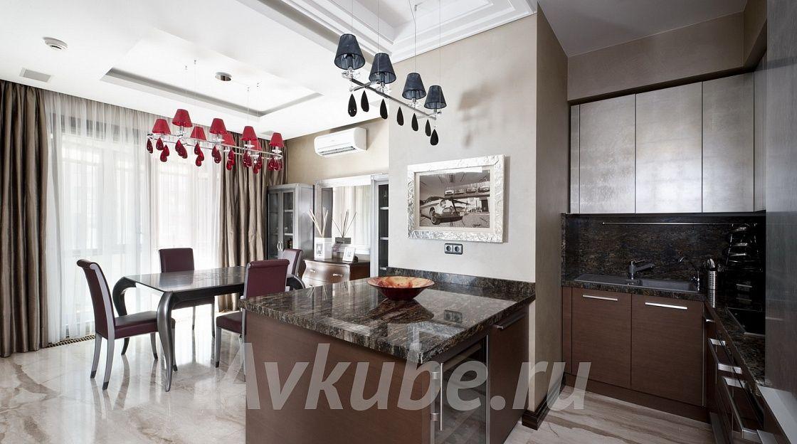 Дизайн квартиры 120 фото 5