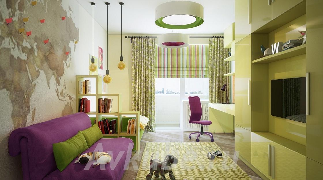 Дизайн квартиры 38 фото 4