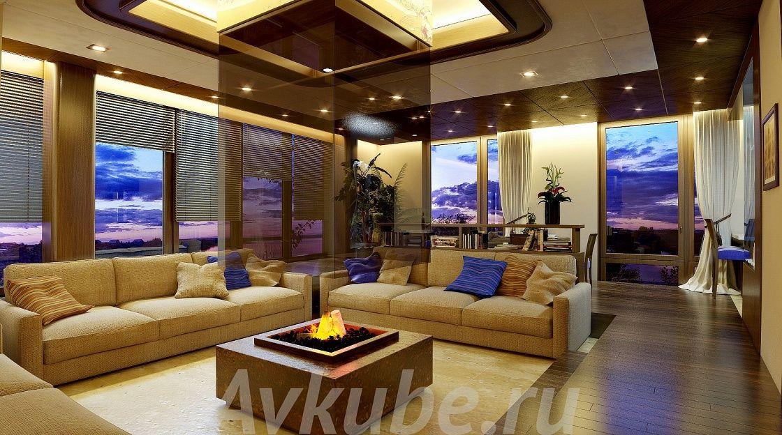 Дизайн квартиры 151 фото 1