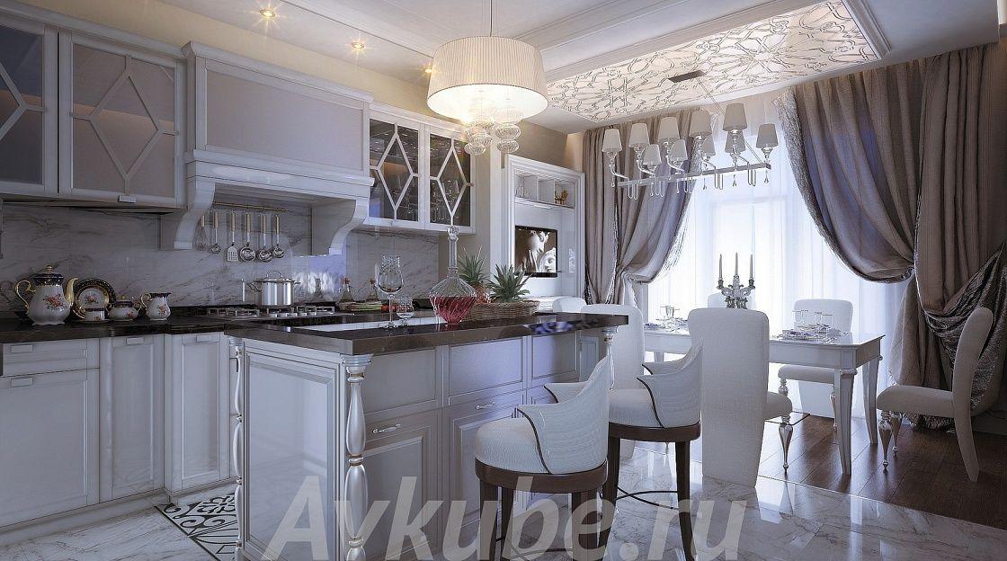 Дизайн квартиры 113 фото 3