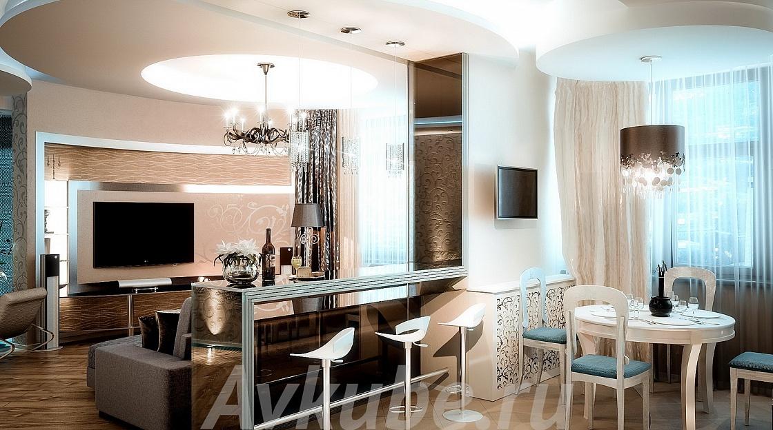 Дизайн квартиры 44 фото 2
