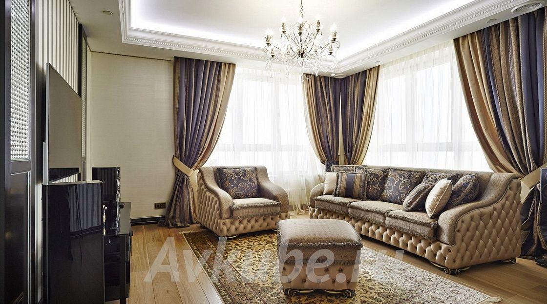 Дизайн квартиры 115 фото 3