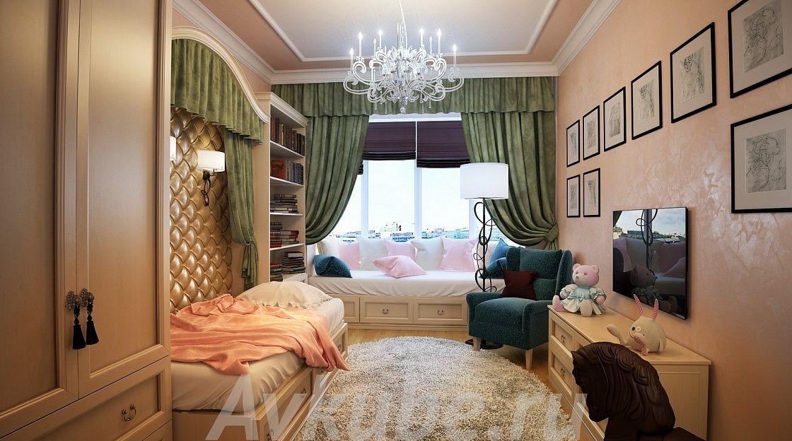 Дизайн квартиры 134 фото 5