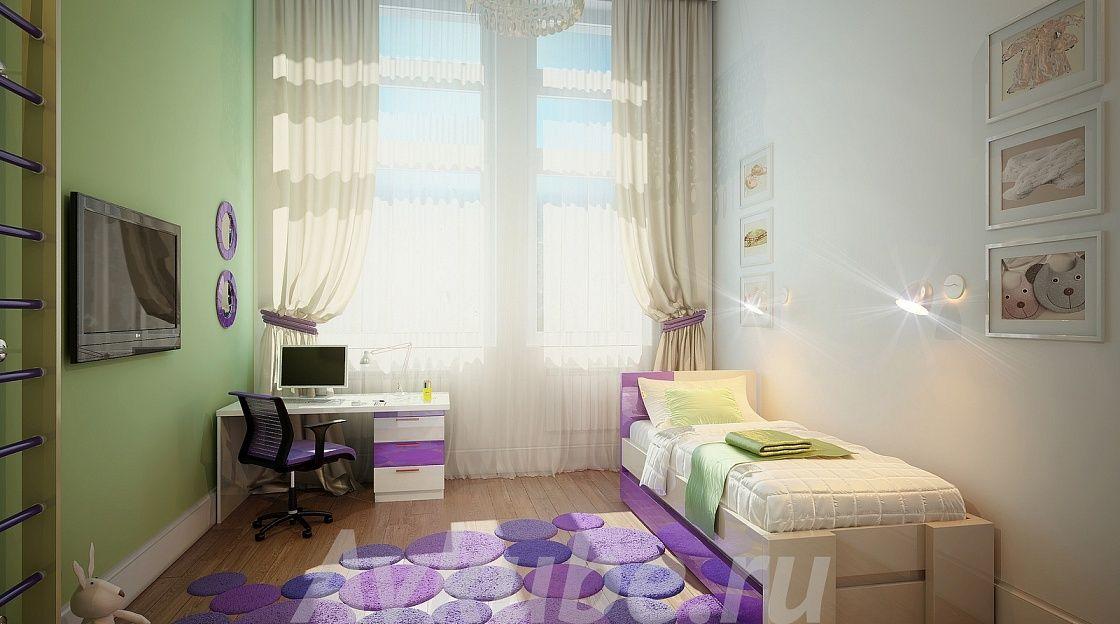 Дизайн квартиры 157 фото 5