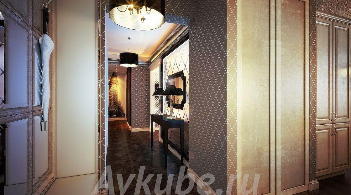 Дизайн квартиры 143 фото 4
