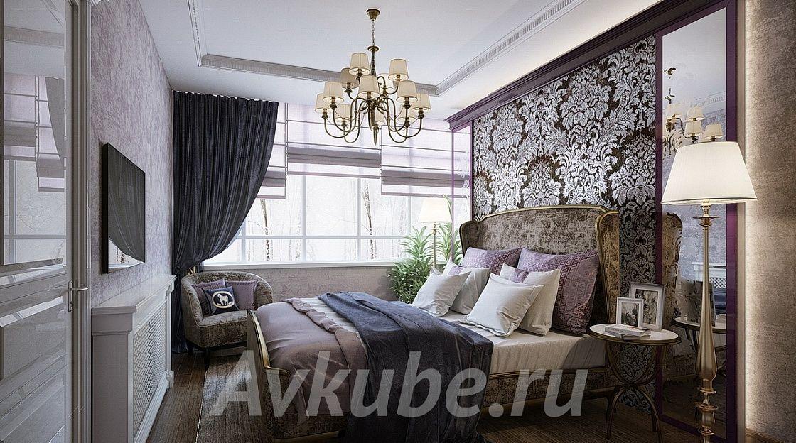 Дизайн квартиры 70 фото 4