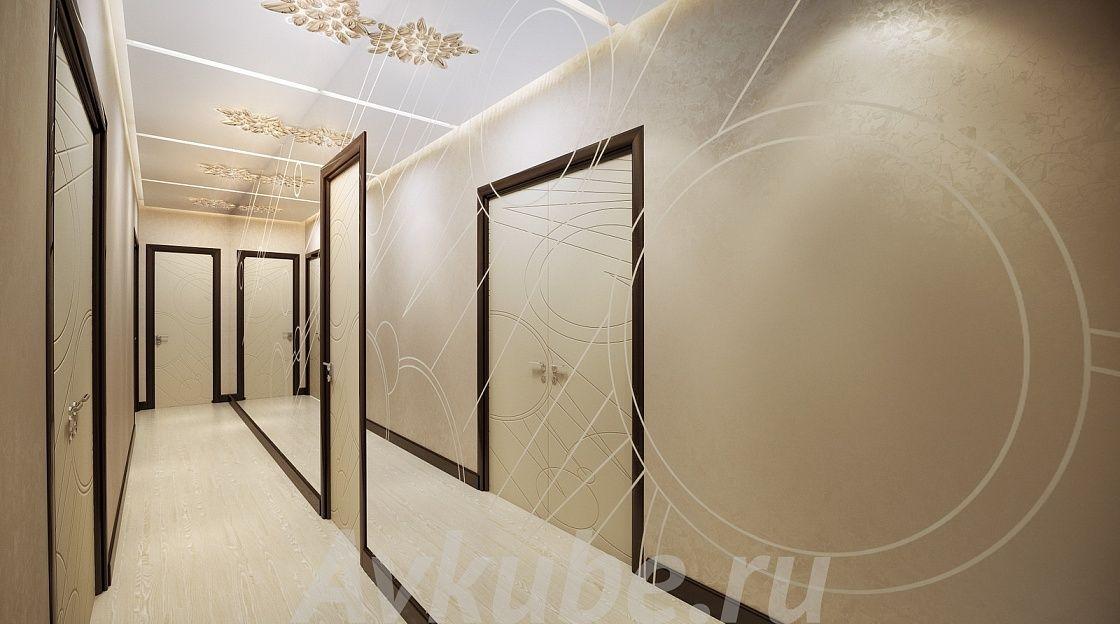Дизайн квартиры 100 фото 7