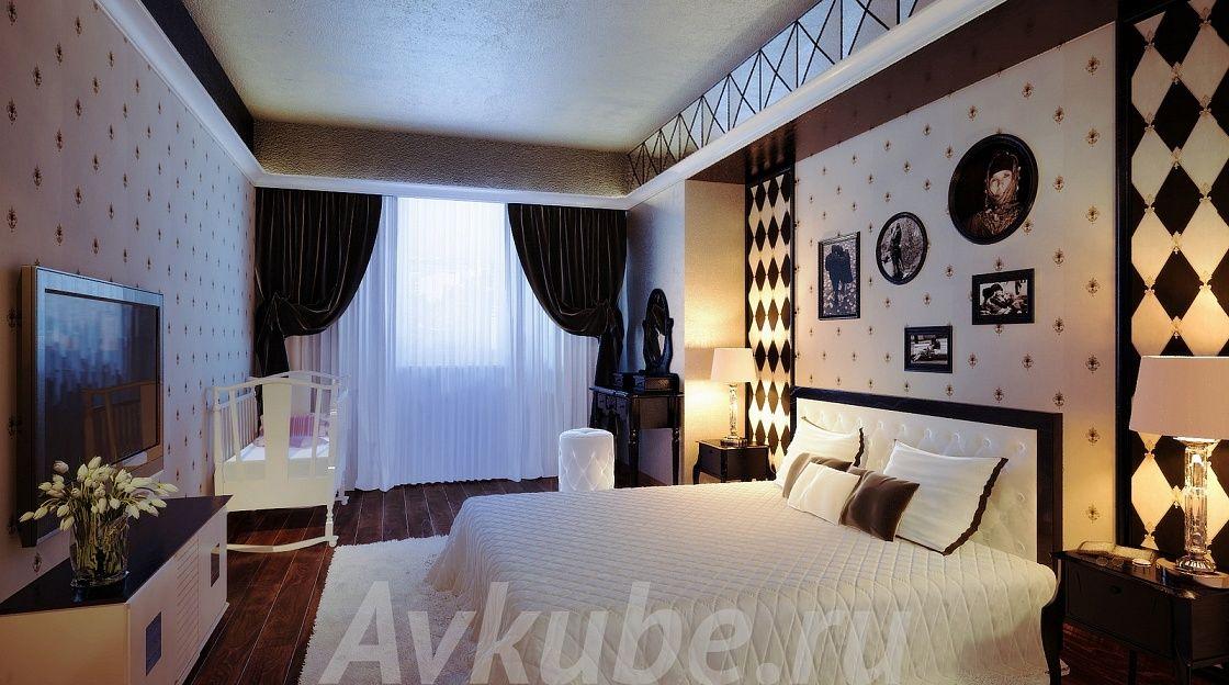 Дизайн квартиры 143 фото 2