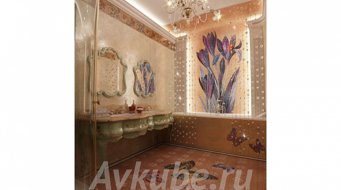 Дизайн квартиры 135 фото 11