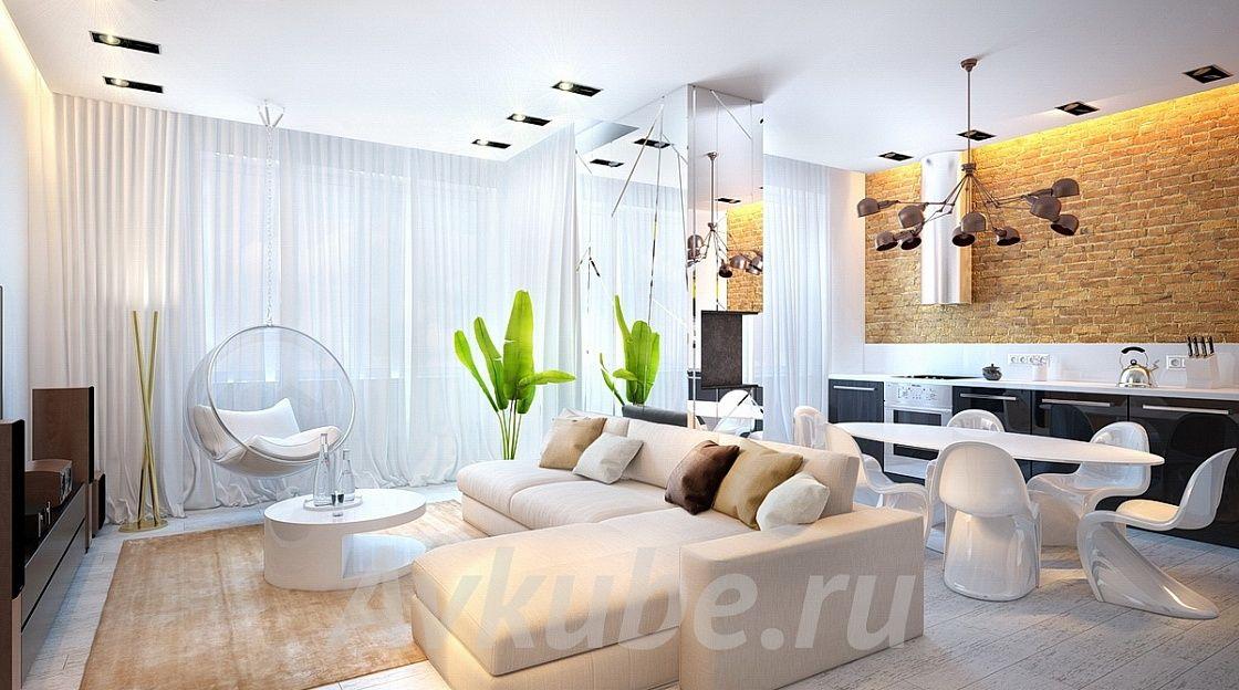 Дизайн квартиры 82 фото 1