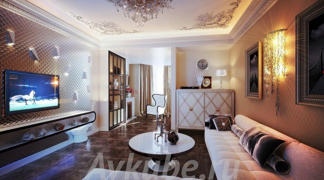 Дизайн квартиры 143 фото 1