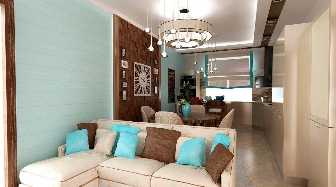 Дизайн квартиры 175 фото 1