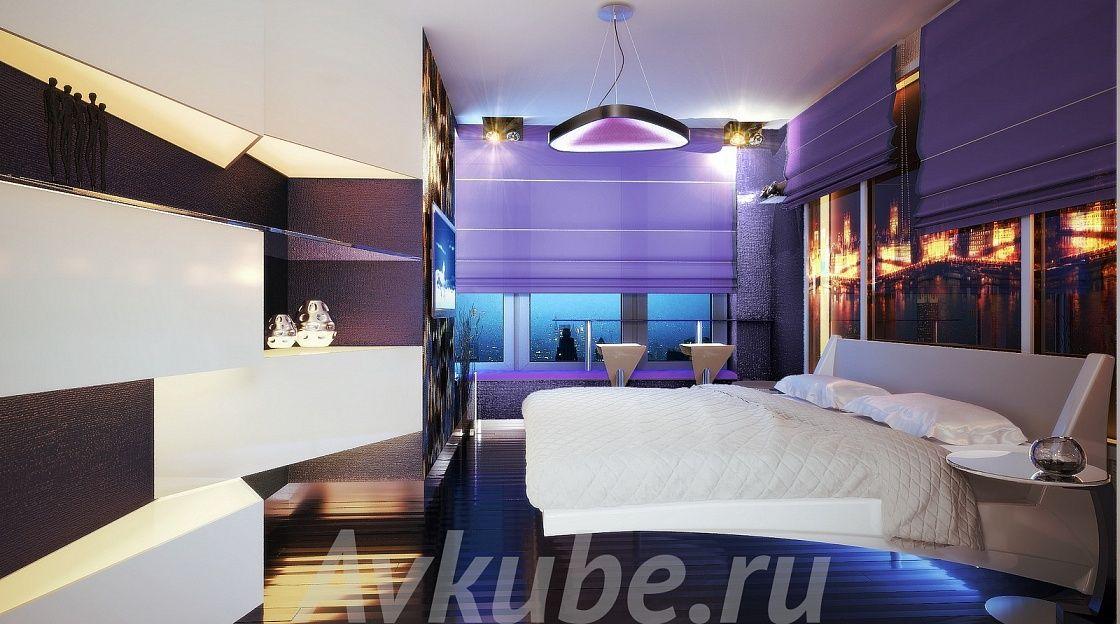 Дизайн квартиры 144 фото 4