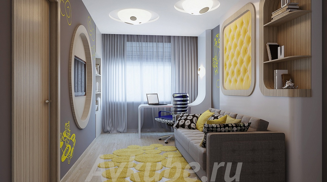 Дизайн квартиры 132 фото 3