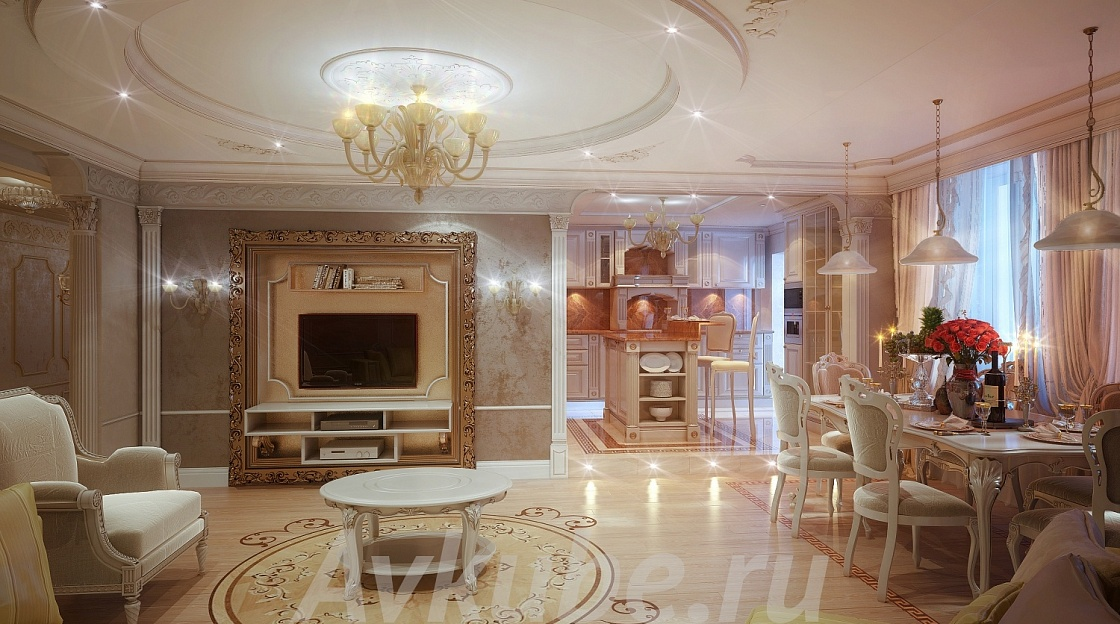 Дизайн квартиры 157 фото 1
