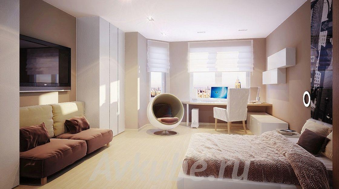 Дизайн квартиры 148 фото 5