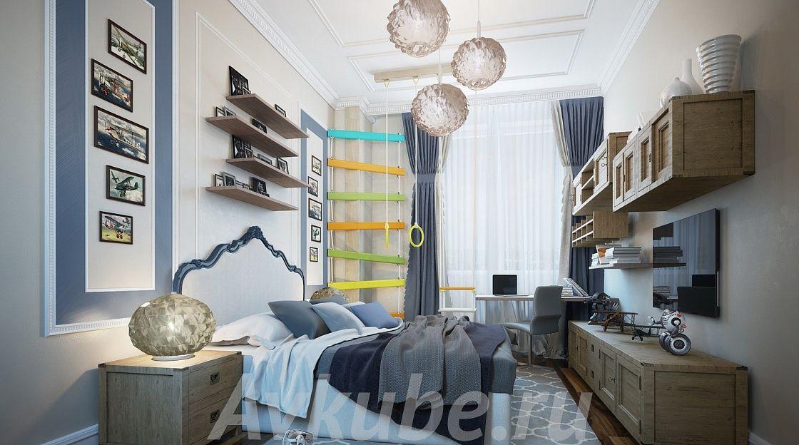 Дизайн квартиры 165 фото 2