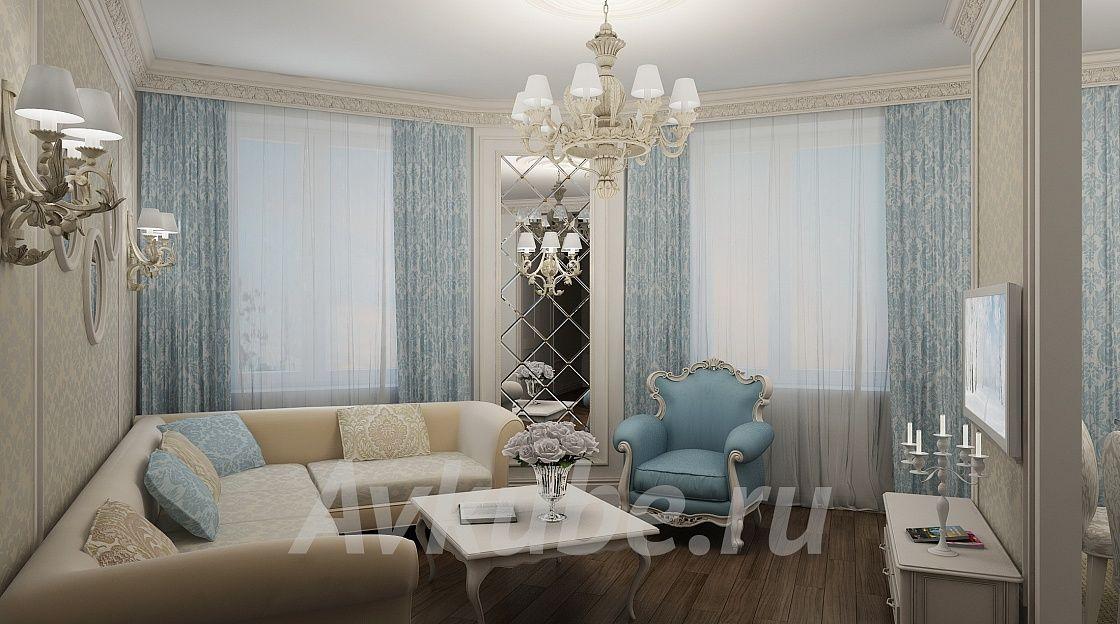 Дизайн квартиры 16 фото 1