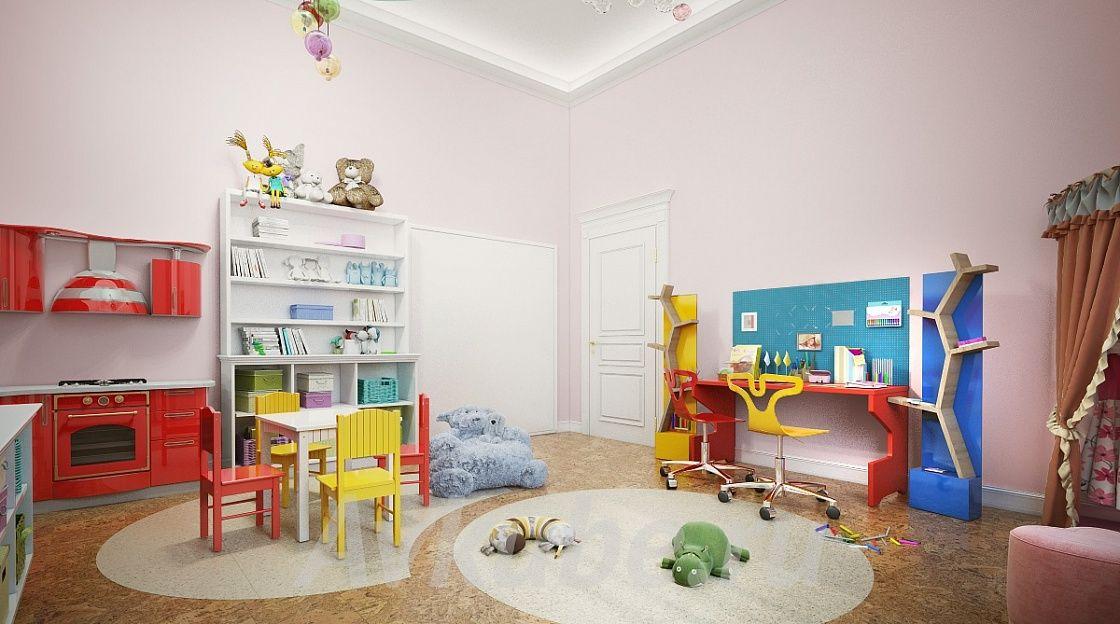 Дизайн квартиры 167 фото 24