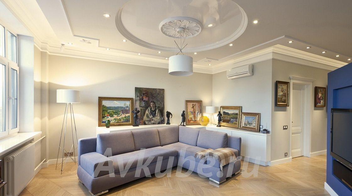 Дизайн квартиры 122 фото 9