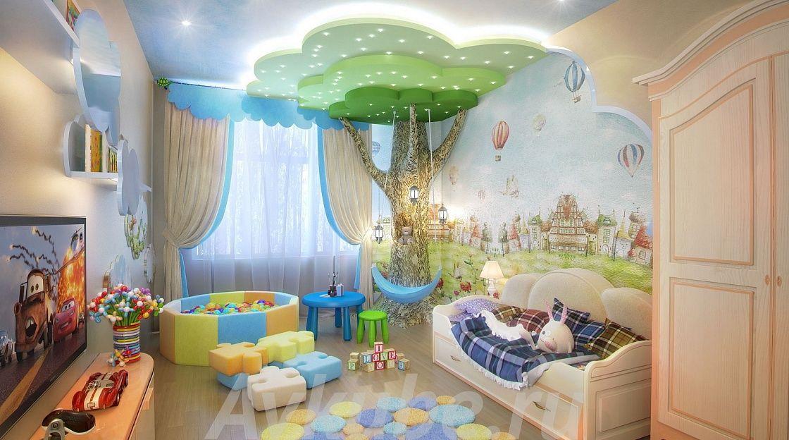Дизайн квартиры 64 фото 3