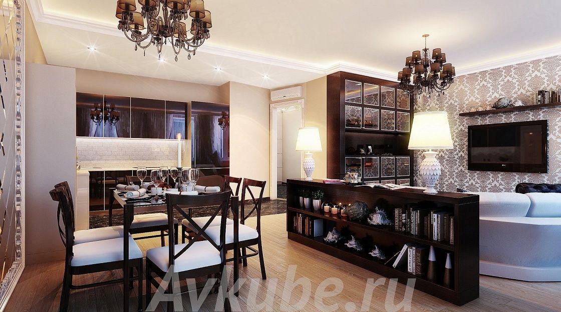 Дизайн квартиры 147 фото 2