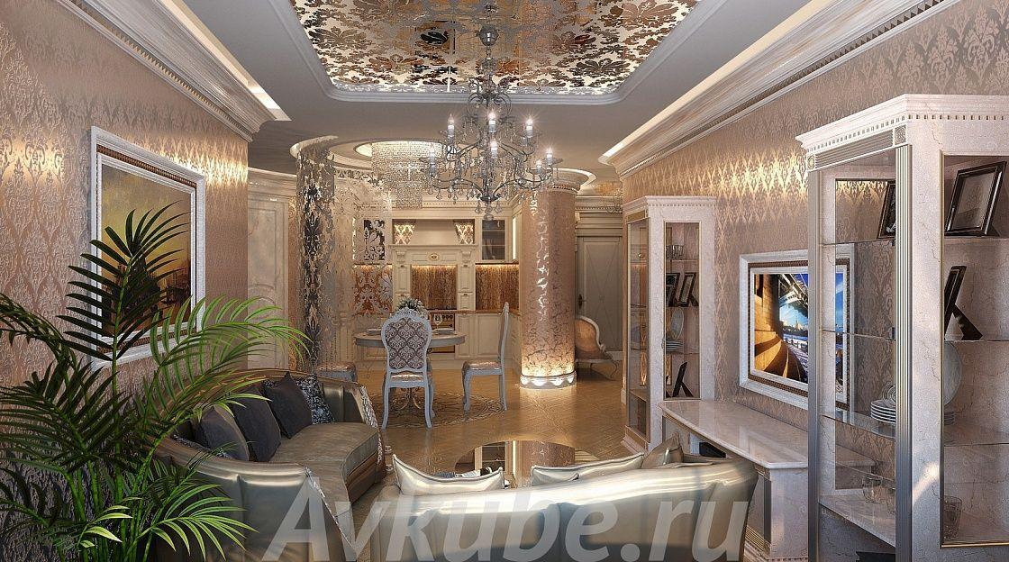 Дизайн квартиры 142 фото 2
