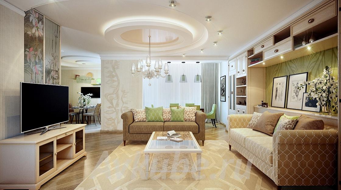 Дизайн квартиры 38 фото 1