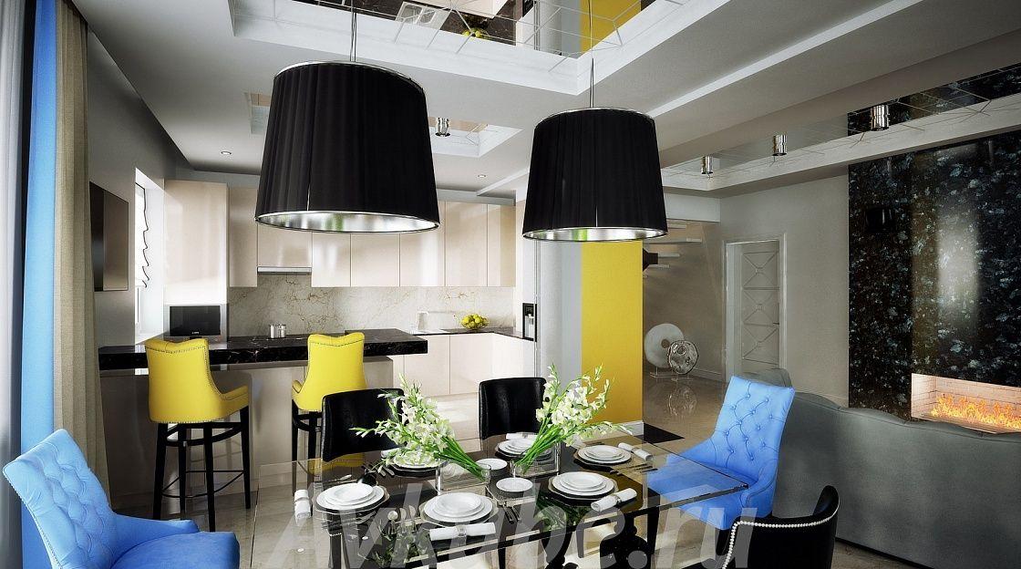 Дизайн квартиры 61 фото 2