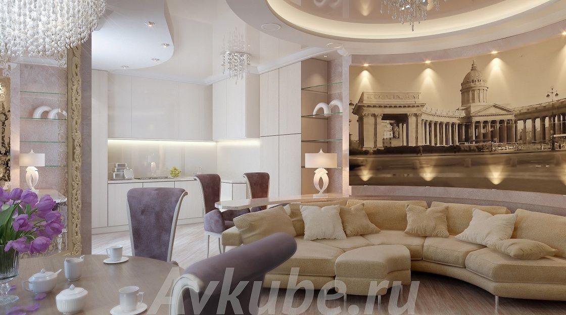 Дизайн квартиры 74 фото 1
