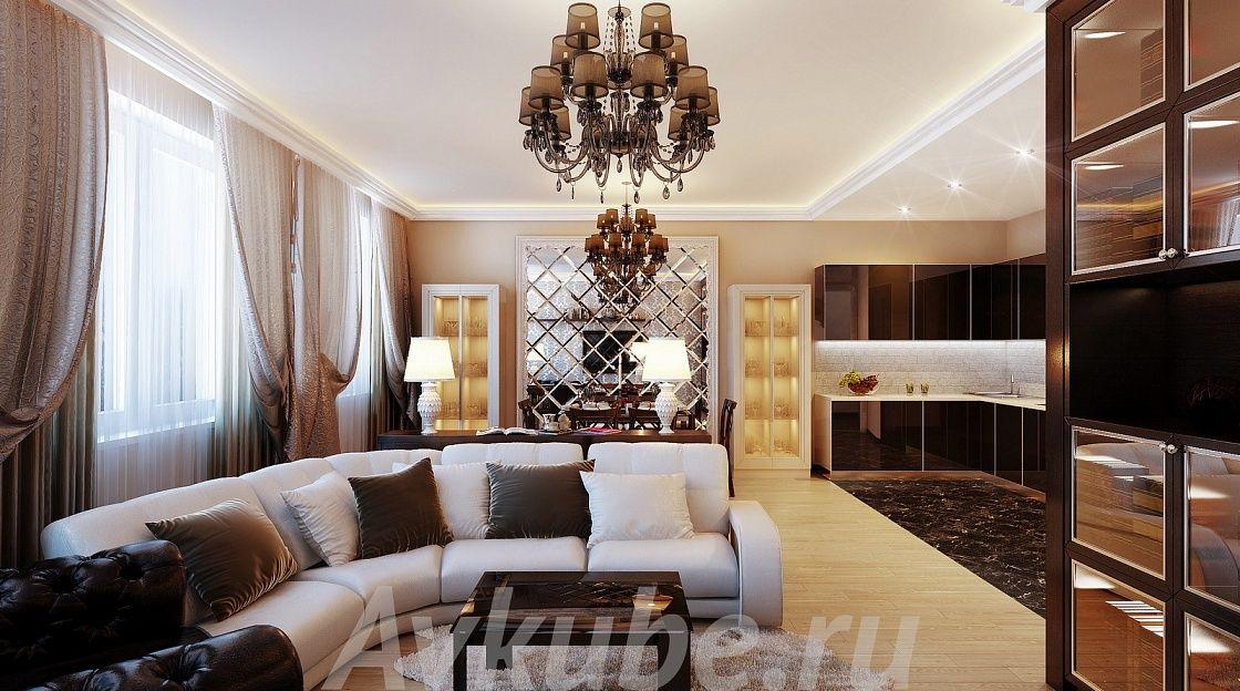 Дизайн квартиры 147 фото 1