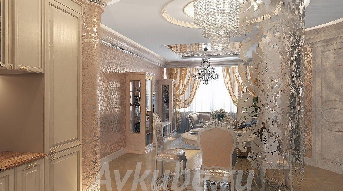 Дизайн квартиры 142 фото 1