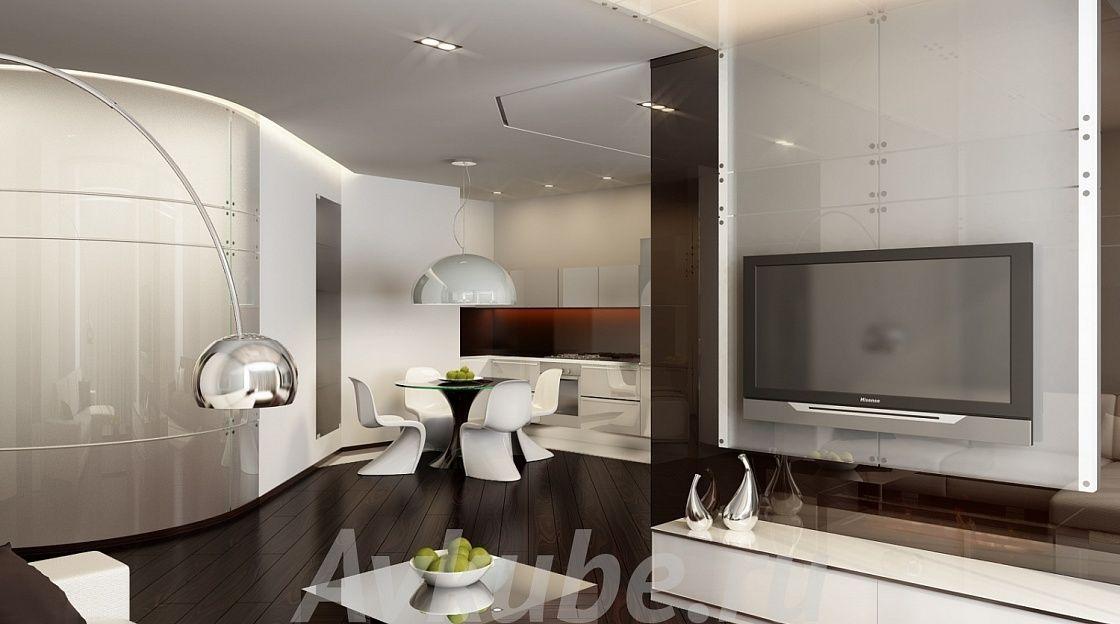 Дизайн квартиры 139 фото 2